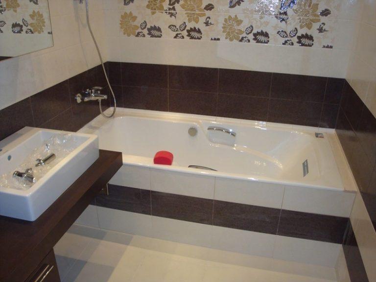 Ремонт ванной комнаты псков